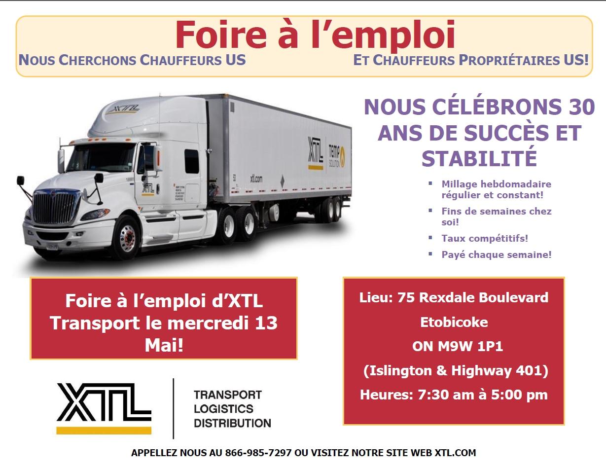 May 13 job fair FR