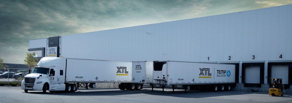 refrigerated transport, temperature controlled transport logistics warehouse