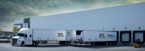 temperature controlled transport logistics warehouse