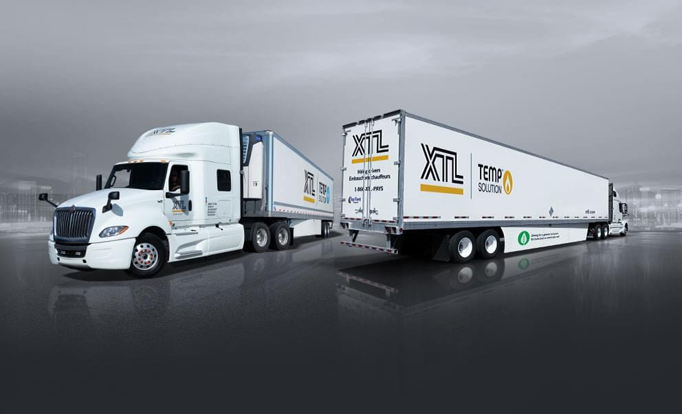 xtl temperature controlled transport